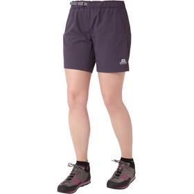 Mountain Equipment Comici Trail Shorts Women Nightshade
